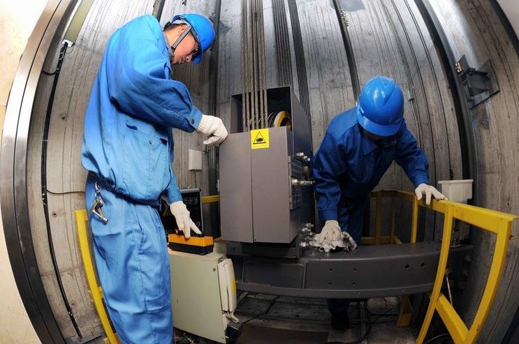 bảo trì bảo hành thang máy