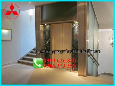 ưu điểm của thang máy không phòng máy