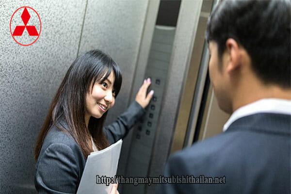 cách đi thang máy an toàn và lịch sự