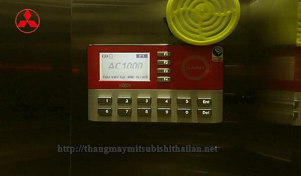 hướng dẫn đi thang máy